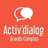 Logo de l'offre Activ'Dialog Grands Comptes de Présence verte