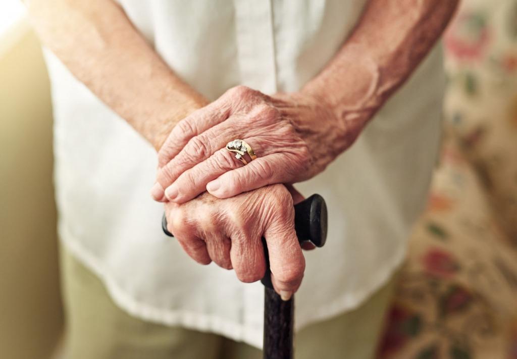 Perte d'autonomie des personnes âgées